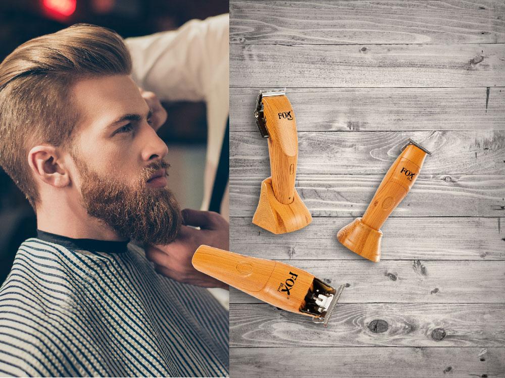 Do salonu barberskiego i nie tylko – linia FOX WOOD